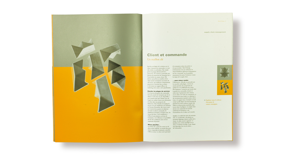 Ernst & Young Visual identity